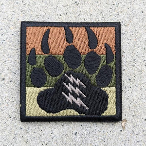 Pineland Resistance Force (PRF) Liberator Subdued Patch Patches American Marauder PRF Liberators Subdued Patch
