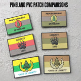 Pineland Resistance Force (PRF) PVC OD Patch - American Marauder