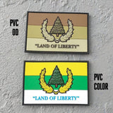 Republic of Pineland PVC COLOR Patch - American Marauder