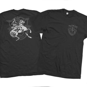 Special Forces Monument Shirt Shirts American Marauder M BLACK