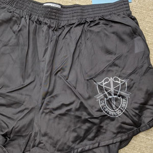 Special Forces Ranger Panty Shorts American Marauder MEDIUM BLACK