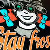 Stay Frosty Sticker Stickers American Marauder