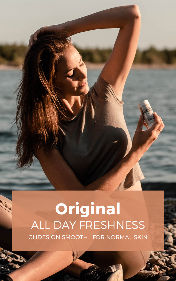 Original NATURAL DEODORANTS
