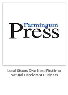 Farmington Press article on Rustic MAKA