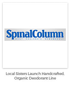 Spinal Column article on Rustic MAKA