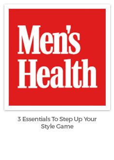Men's Health article on Pachy deodorant