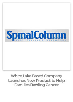 Spinal Column article on Rustic MAKA helping families battle cancer