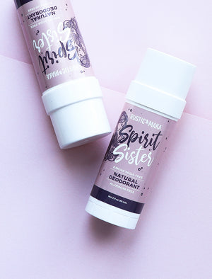 picture of spirit sister natural deodorants