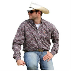 Cinch Men;s Long Sleeve Button Down Shirt [MTW1104469]