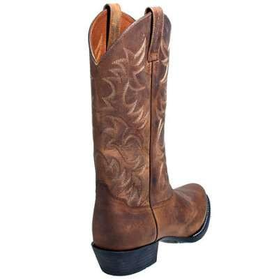 Ariat® Men's Heritage R Toe Western Boot [10002204]