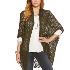 Ariat® Women's Alki Cardigan Khombu [10015630]