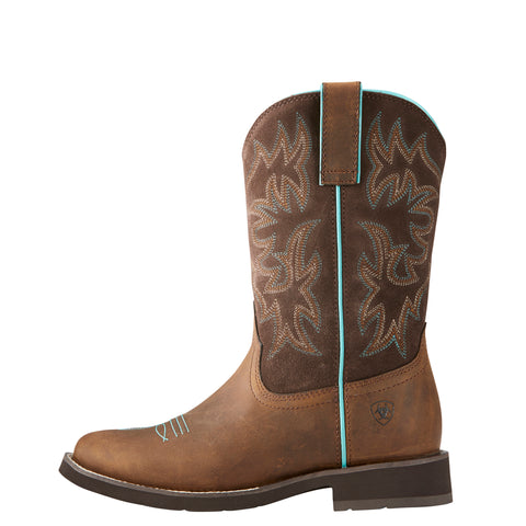 Ariat® Delilah Women's Round Boot [10021457]