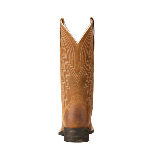 Ariat® Women's Round Up Waylon Oldwest Tan Boots [10021586]
