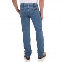 Wrangler Men's 36MWZSW Premium Performance Cowboy Cut® Slim Fit Jean - Stone Wash [36MWZSW]