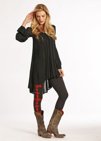 Rock & Roll Cowgirl Women's Leggings [78-8230]