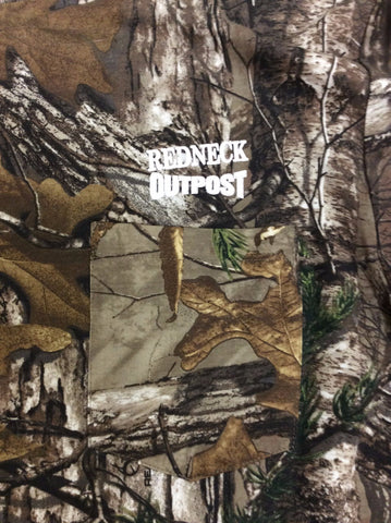 Camo Redneck Outpost Long Sleeve Shirt [CAMOMENLS]