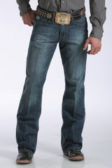 Cinch Men's Jesse Dark Stonewash Jeans [MB70334001]