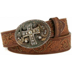Justin Ladies Vintage Western Spirit Cross Belt [C20555]