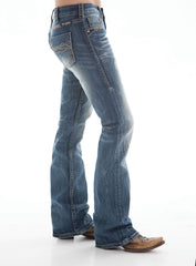 Cowgirl Tuff Women's Twisted Metal Jeans [JTWMET]