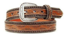 Ariat® Two Toned Embossed Belt [A1013802]