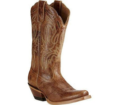 Ariat® Women's Bristol Tan Cowgirl Boot [10019949]