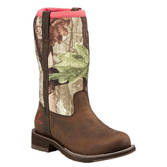 Ariat® Women's Fatbaby All Weather Boot - Palm Brown / Camo [10016244]