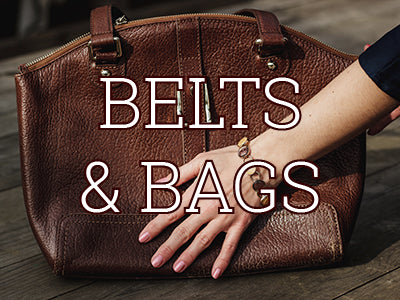Belts and Bags