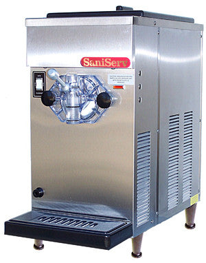 SaniServ Model 707, 8 gallons per hour, 20qt capacity - Polar Sales & Leasing