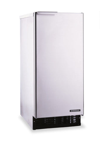 Hoshizaki AM-50 55lb Undercounter Top Hat Cube Ice Machine with 22lb Bin - Polar Sales & Leasing