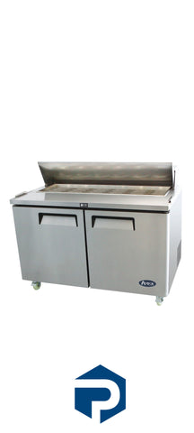 "IN STOCK Atosa 48"" Sandwich Prep Table MSF8302 - Polar Sales & Leasing"