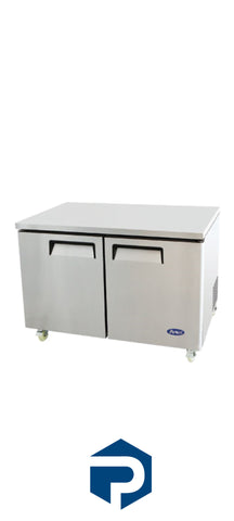 "IN STOCK Atosa 48"" Undercounter Refrigerator MGF8402 - Polar Sales & Leasing"