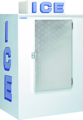 Polar Temp 1 Door Outdoor Merchandiser 420AD - Polar Sales & Leasing