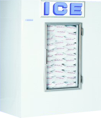 Polar Temp 1 Door Indoor Merchandiser 630ADG - Polar Sales & Leasing