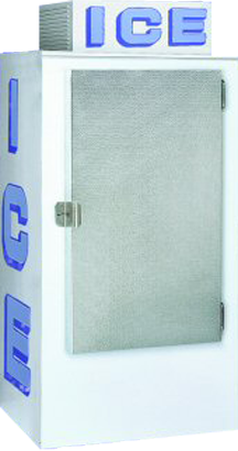 Polar Temp 1 Door Outdoor Merchandiser 300AD - Polar Sales & Leasing