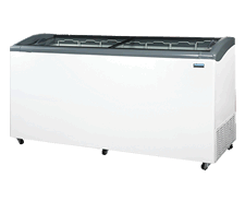 Ojeda Ice Cream Freezer NB 68 - Polar Sales & Leasing