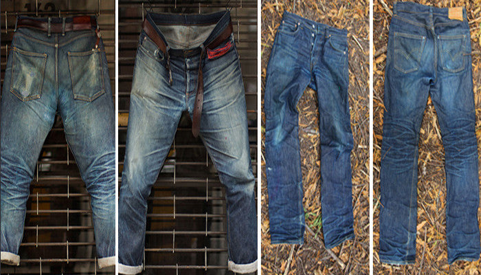 Japanese vs. American Denim