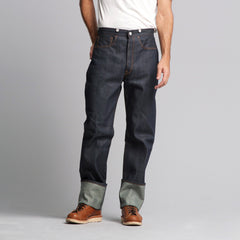 a88496f19f9 Levi's Vintage Collection 501 Fit Guide | LVC 501's Brooklyn Denim ...