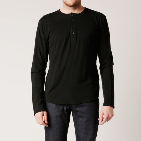 Brooklyn Denim Co. Hesse Hemp Henley