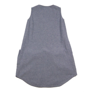 Brooklyn Denim Co. Chambray Cotton USA Made Joey Jumper