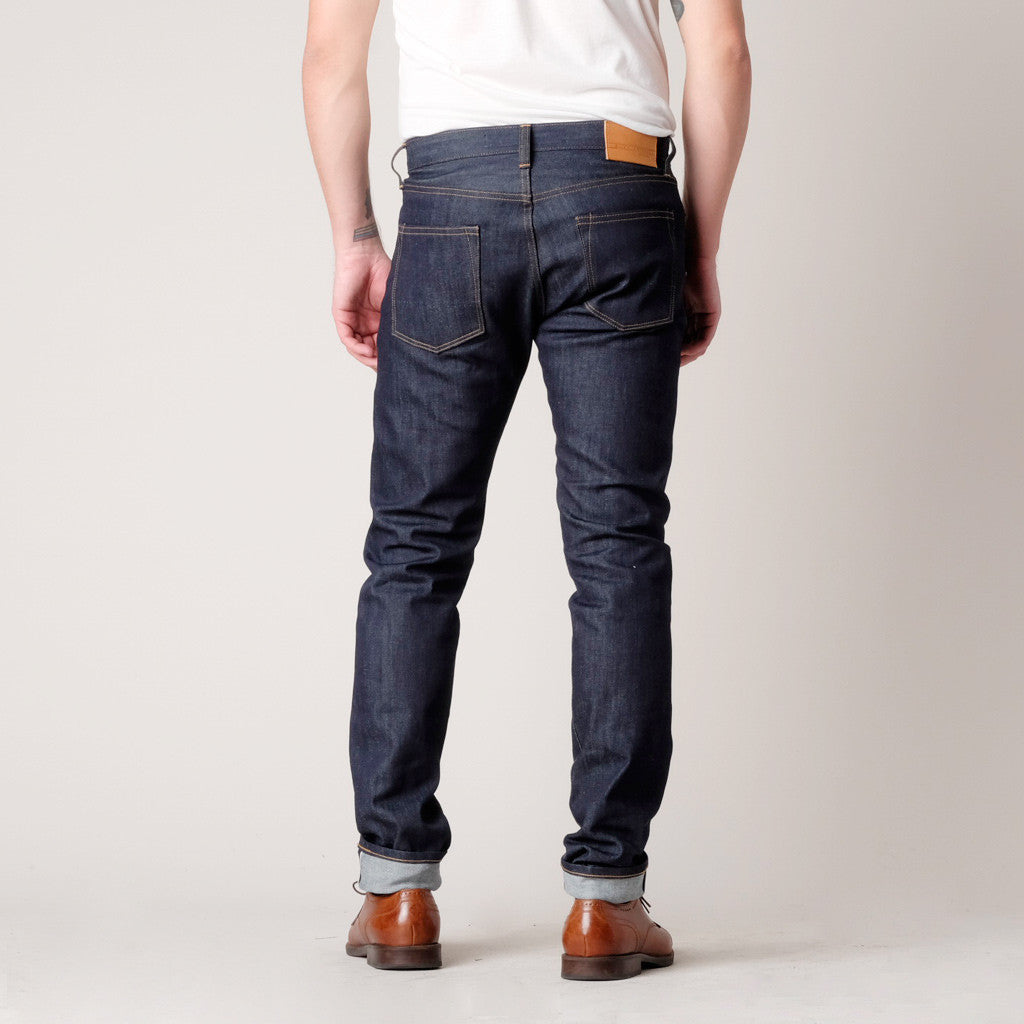 Brooklyn Denim Co. Mens Skinny Stretch Jean