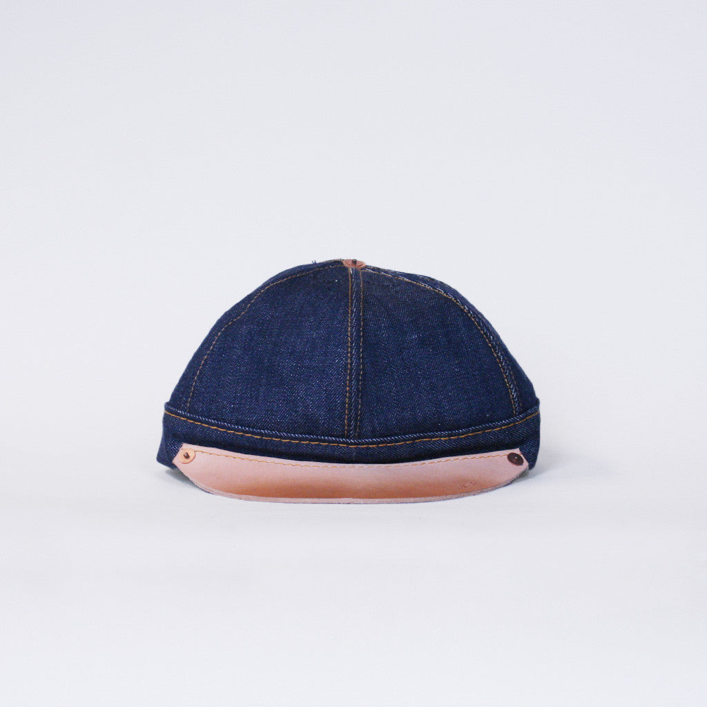 First Standard Co. Denim Painter Cap