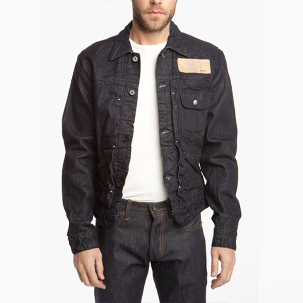 First Standard Co. Blue Bell Style Jacket
