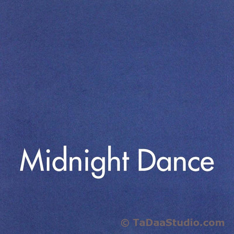 Midnight Dance Wool Felt