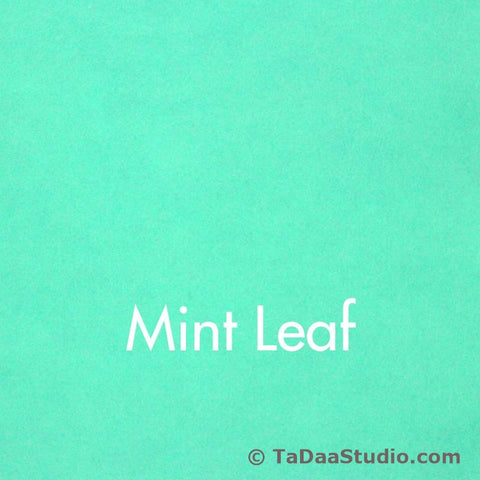 Mint Leaf Wool Felt