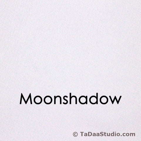 Moon Shadow Bamboo Felt