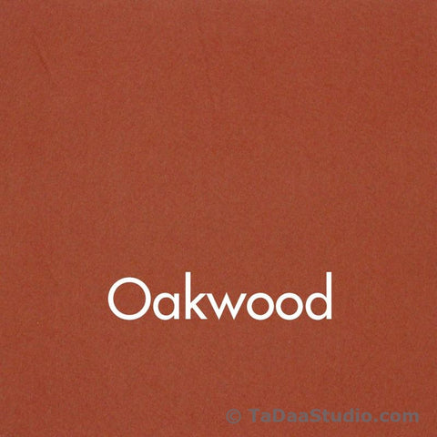 Oakwood Wool Felt