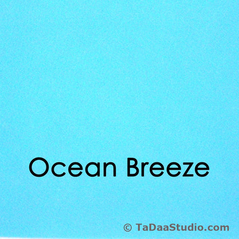 Ocean Breeze Bamboo Felt