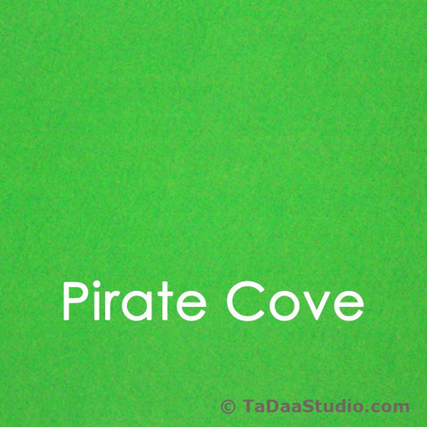 Pirate Cove Bamboo Felt