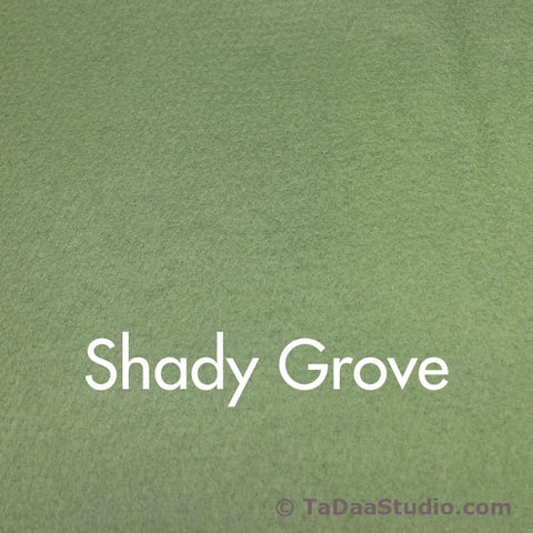 Shady Grove Wool Felt