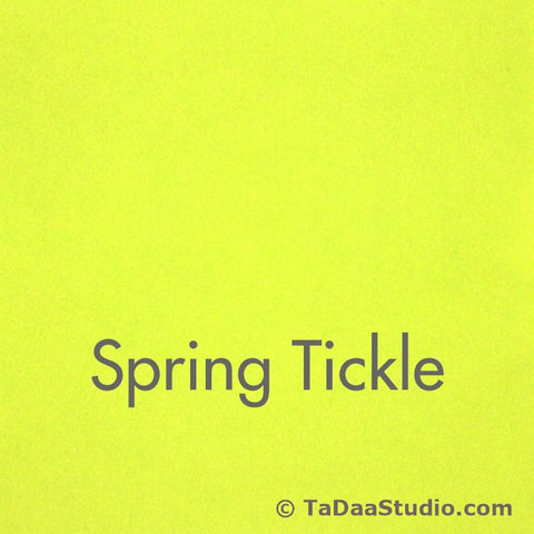 Spring Tickle Wool Felt